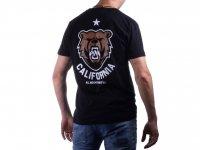 AMS  California Bear Black Tee Mサイズ