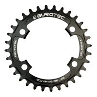 Burgtec 96/64MM PCD Thick Thin Chainring (Shimano)