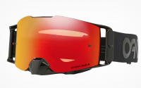 OAKLEY Front Line™ MX Goggle Factory Pilot Blackout/Prizm™ MX Torch Iridium