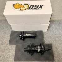 ONYX Vesper MTB HUB SET BOOST 32H BLACK SRAM XD