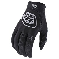 TLD AIR GLOVE SOLID BLACK