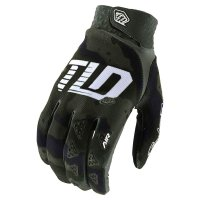 TLD AIR GLOVE CAMO GREEN / BLACK