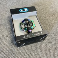 CRANKBROTHERS CANDY 7 OIL SLICK EDITION ペダル
