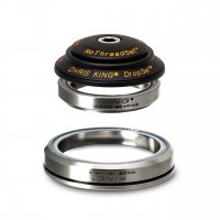 CHRISKING DROPSET-3 (41/52mm) MAT BLACK / GOLD LIMITED