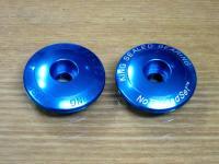 CHRISKING Turquoise LTD Stem cap OS(1-1/8)
