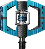 CRANKBROTHERS MALLET-E PEDAL BLUE