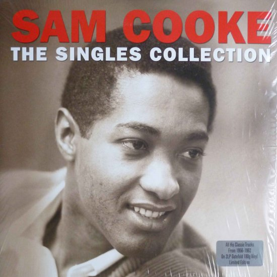 RE】THE SINGLES COLLECTION / SAM COOKE - STAMINA RECORDS / VINTAGE ...