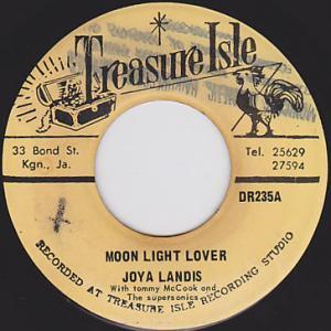 A:MOON LIGHT LOVER / JOYA LAND...