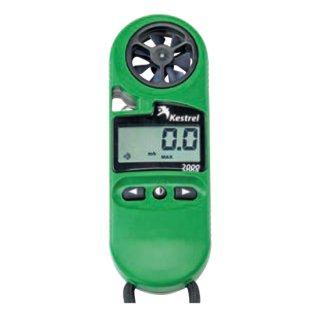 【TA411W】温度・風速計(ケース・ストラップ・電池付)