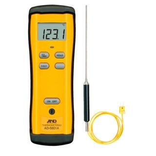 【AD-5601A/1215】デジタルアスファルト温度計(センサーセット)