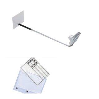 【カメ棒500】伸縮式ホワイトボード(ボード付)