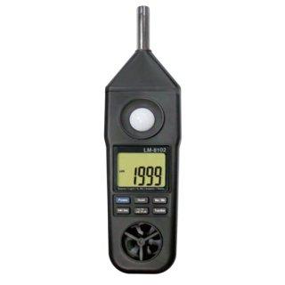 【LM-8102】マルチ環境測定器