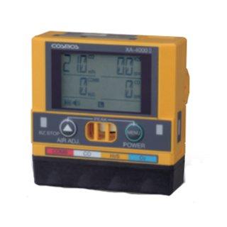 【XA-4300� KCS】マルチ型ガス検知器XA−4000IIシリーズ(可燃性ガス/酸素/一酸化炭素)