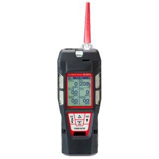 【AM111P100D】ポータブルマルチガスモニター(CH4.O2.H2S.CO.VOC)