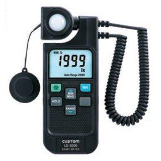 【LX-3000】デジタル照度計