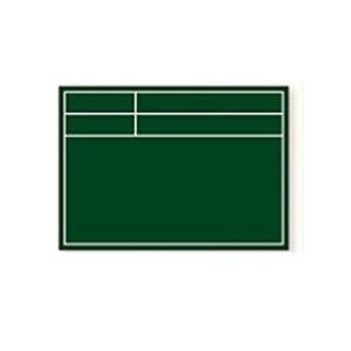 【D-2GL】伸縮式ビューボード(グリーン)(盤面:緑色)