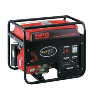【HPG2500-6】発電機 HPG2500