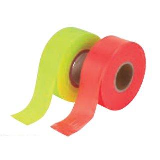 【BT-30FY】ビニールテープ蛍光イエロー 1巻入