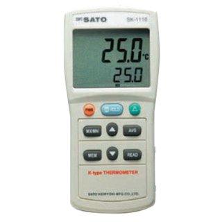 【SK-1110】デジタル温度計SK−1110(本体のみ)
