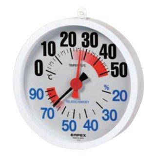 【TM-2680】防雨型温湿度計