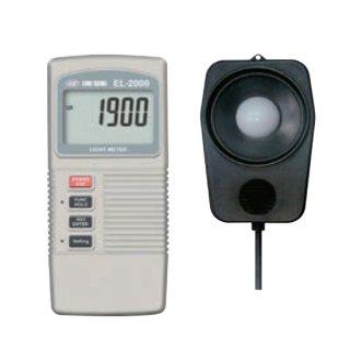 【EL-2000】デジタル照度計