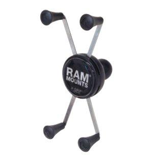 【RAM-HOL-UN10BU】Xグリップ ファブレット用 テザー付