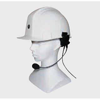 【B-E03wp】ヘルメット取付型防水マイク