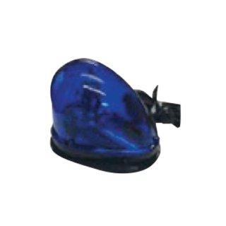 【SRLED-12&24B】LED着脱式回転灯 青