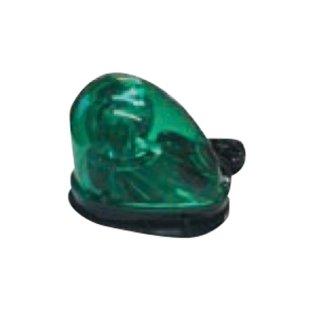 【SRLED-12&24G】LED着脱式回転灯 緑