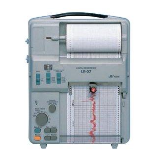 【LR-07K】レベルレコーダー(検定付)