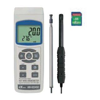 【AM-4224SD】デジタル熱線式風速・風量計