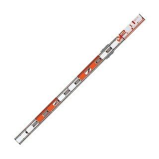 【K-110】検測ロッド 100+110cm(アルミ製 875g)