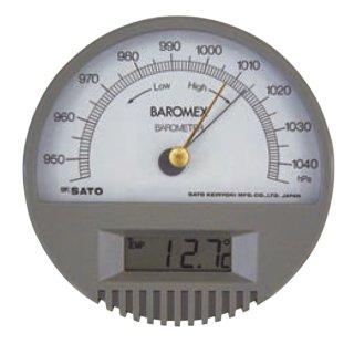 【7612】バロメックス気圧計