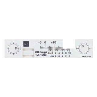 【TZ-1000】CMゲージ(5個入)