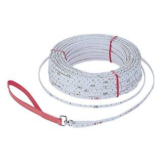 【MSR100】ミリオン測量ロープ(ガラス繊維)