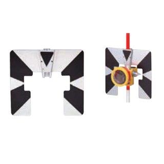 【ターゲットMPT】反射ミニプリズム設置器具
