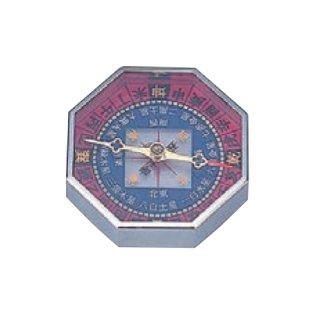 【No.8002】八角風水レッド