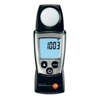 【testo540】ポケットライン照度計