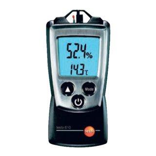 【testo610】温湿度計