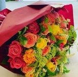 バラの花束*ゴージャス*