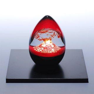 【送料無料】赤富士オブジェ 大  Red Mt.Fuji Art object L<img class='new_mark_img2' src='https://img.shop-pro.jp/img/new/icons30.gif' style='border:none;display:inline;margin:0px;padding:0px;width:auto;' />