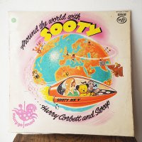 Around the world with Sooty LPレコード