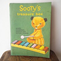 Sooty's treasure box