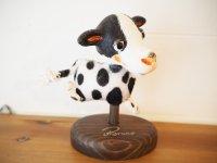 Bruno x c-h-o-c 牛の指人形