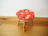 ミニチュア 藤の丸テーブル