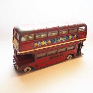 ロンドンバスミニカー(OUTSPAN)
