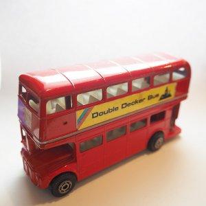 ロンドンバスミニカー(Double Decker Bus)
