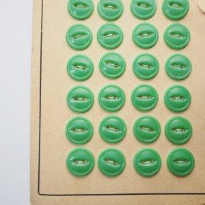 ライムグリーンボタン