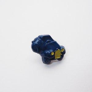 ブルーカーボタン