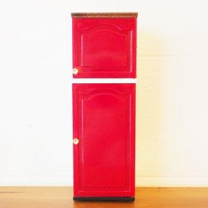 キッチンユニット(2段棚)のミニチュア